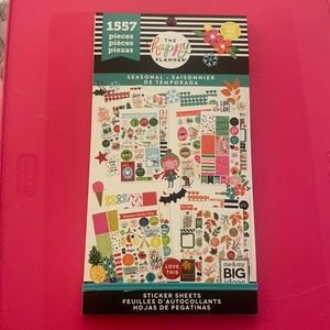 Me & My Big Idea 1557 Planner Stickers